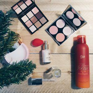 Een geweldig kerstcadeau: Limited edition make-up van Etos