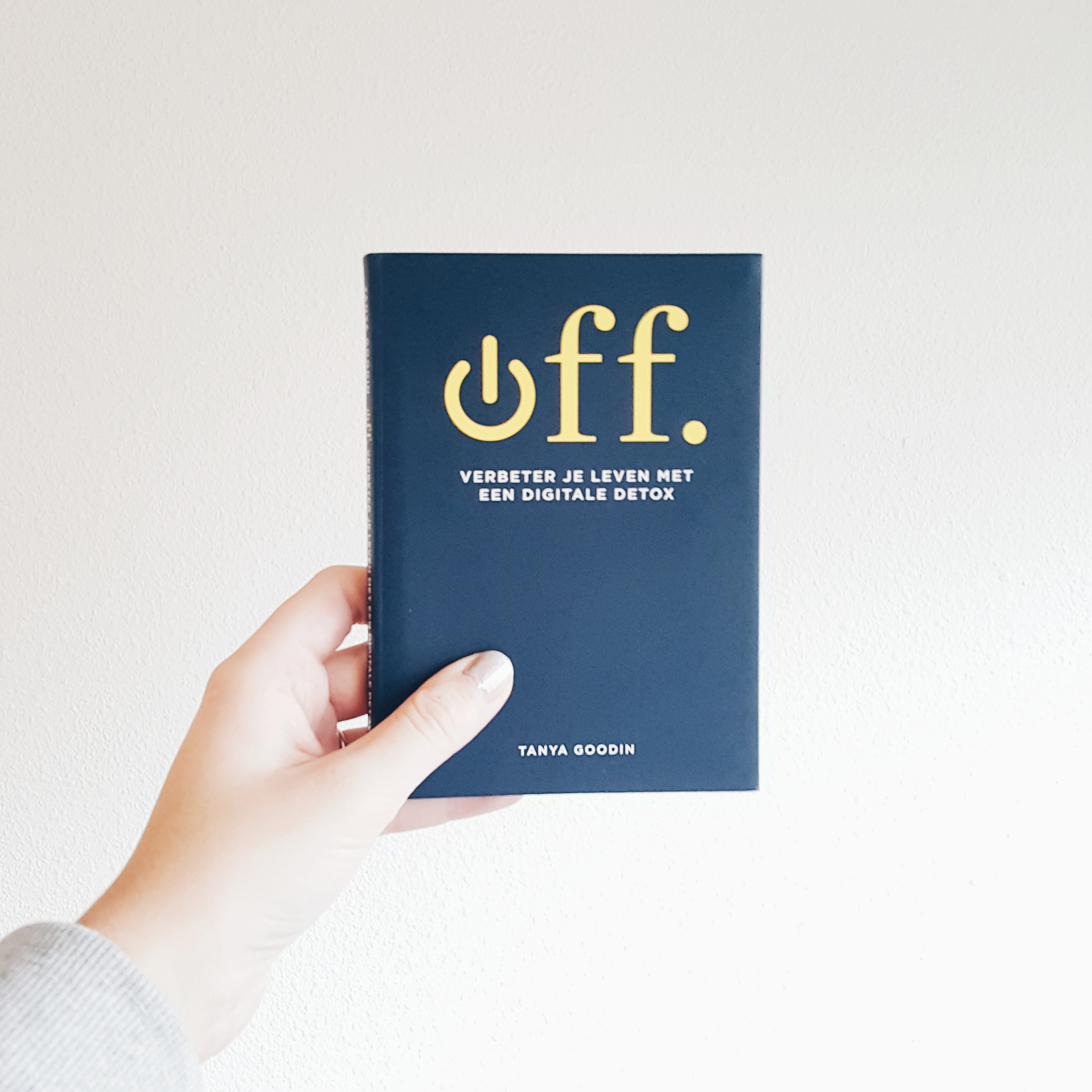 Off – Verbeter je leven met een digitale detox met Tanya Goodin