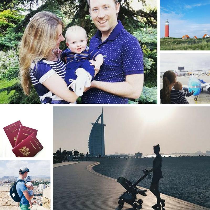 Deze reizen maakte ik in 2017 met mijn gezin
