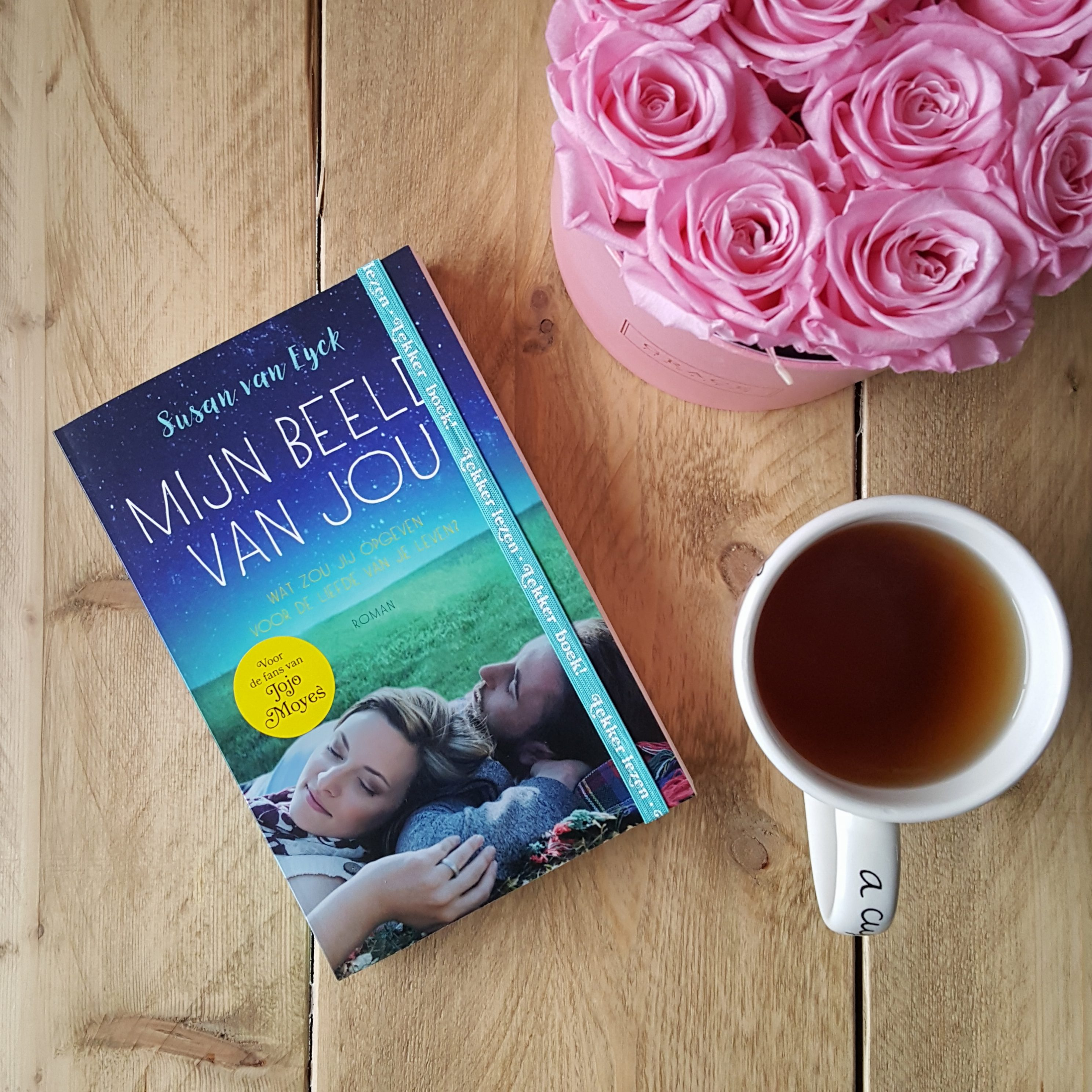 Must read – Mijn beeld van jou door Susan van Eyck