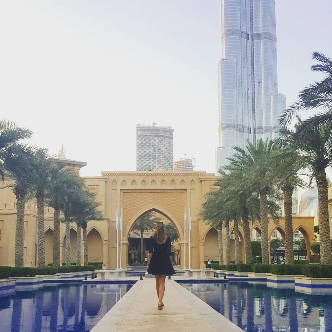 Onze mooie herinneringen aan de reis naar Dubai