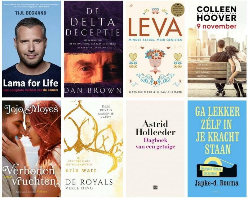 8 must reads – Grappige, liefdevolle en spannende boekentips