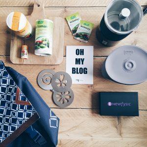 Unboxing – Testen en uitpakken van de lifestyle Blogbox