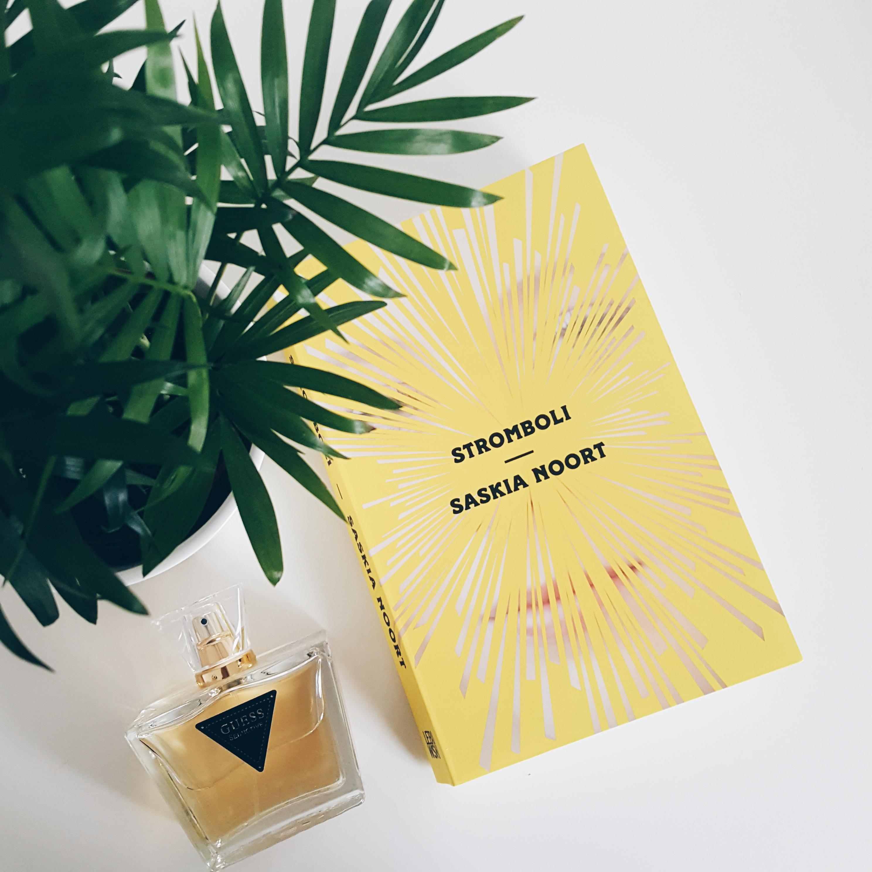 Bestseller Stromboli geschreven door Saskia Noort