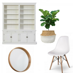 Woon wishlist – Boekenkast, lievelingsplant en schilderen