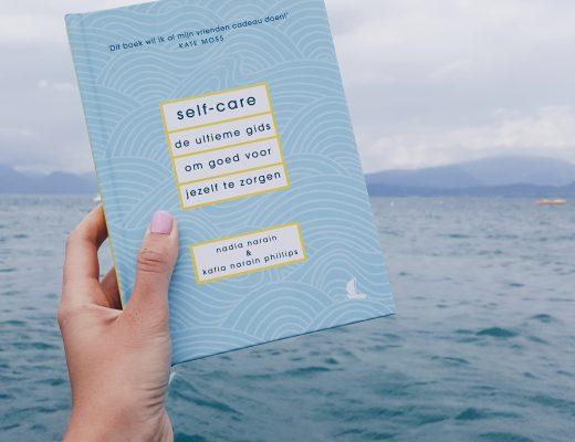 self-care boek voor jezelf zorgen