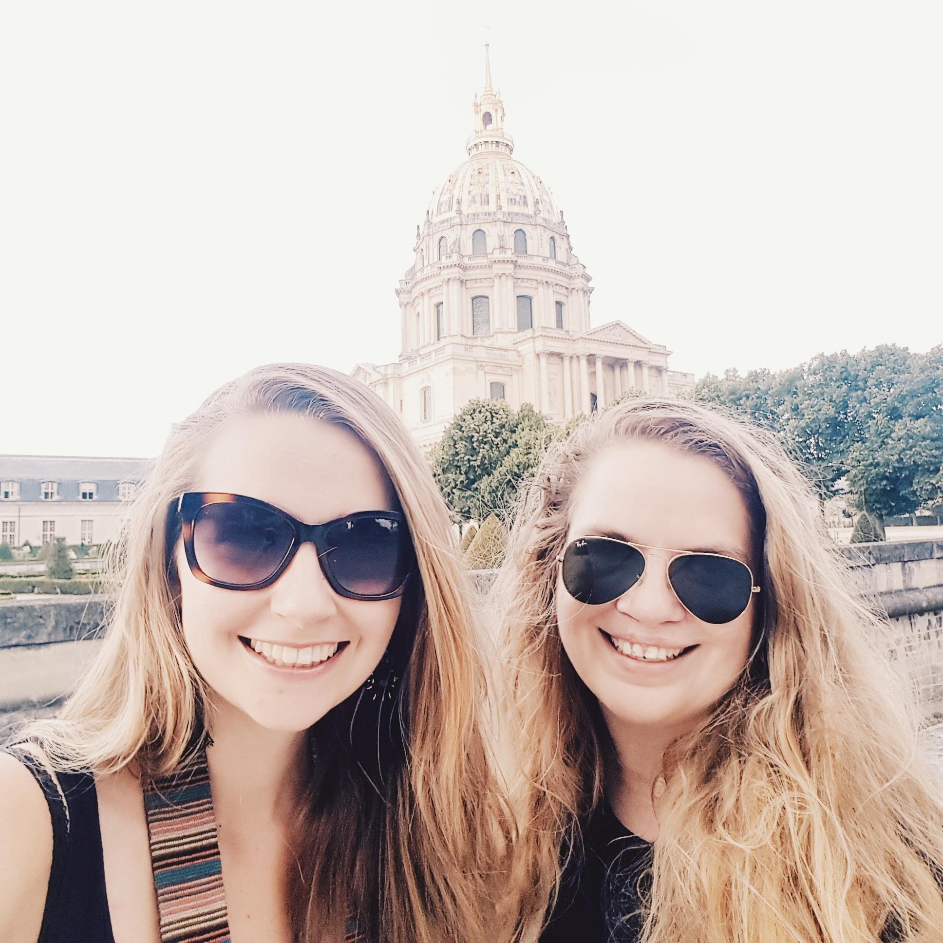 Parijs dag #1 – Thalys, de ballonvaart en de Eiffeltoren