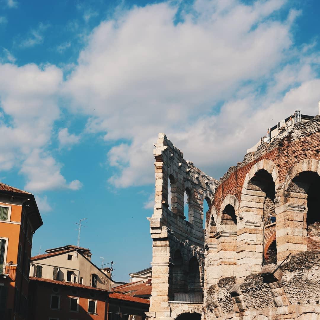 Verona, de Italiaanse stad propvol liefde