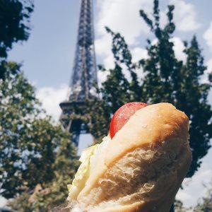 Parijs dag #3 – Picknicken bij de Eiffeltoren en wandelen over Champs-Élysées