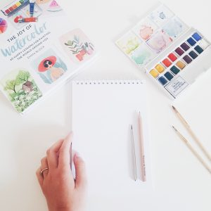 4 Tips om te beginnen met aquarelleren