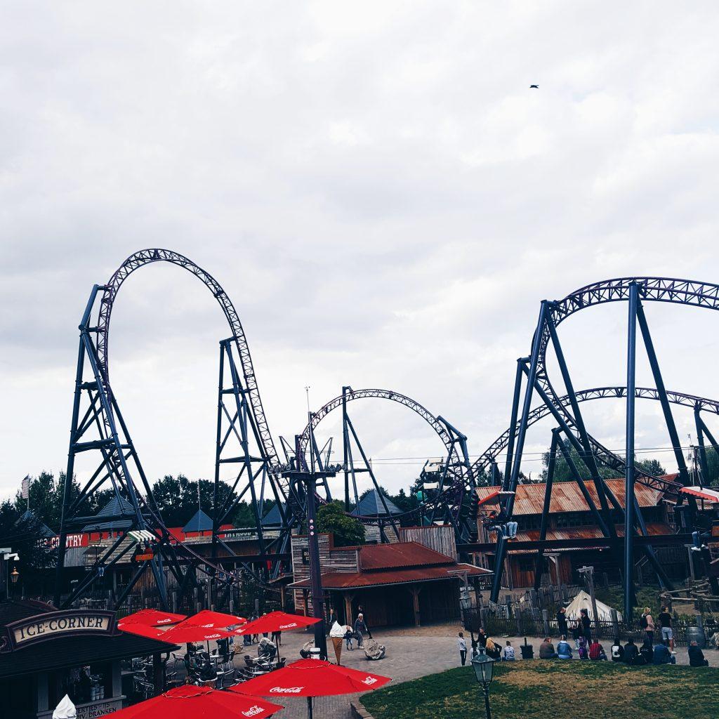 Slagharen weekend attractiepark vakantiepark