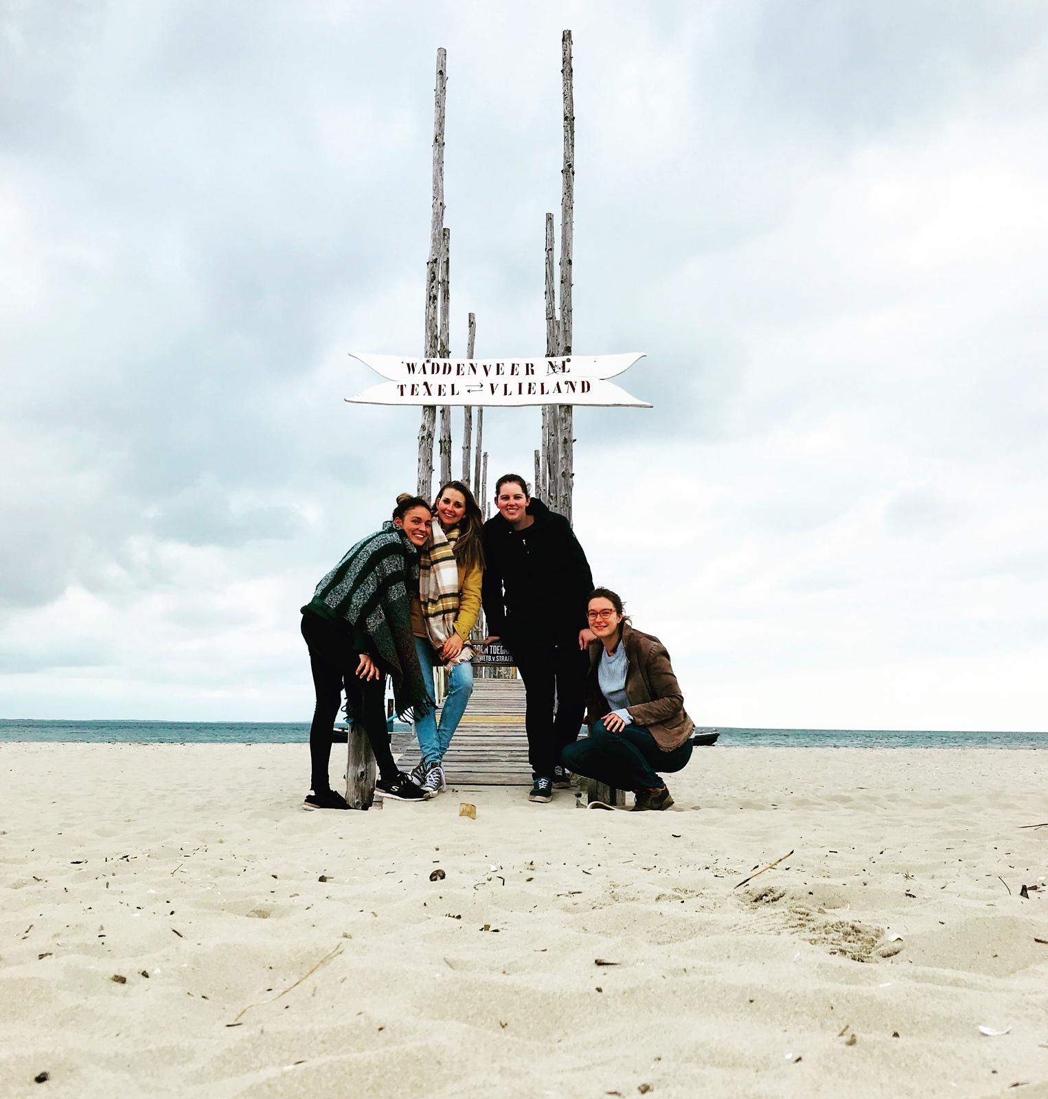 Een verrassingsdag met vriendinnen naar… Texel!