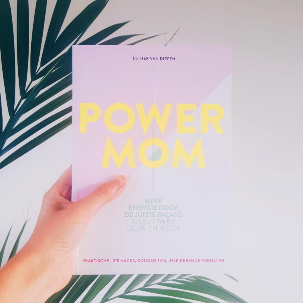Power mom boek Esther van Diepen
