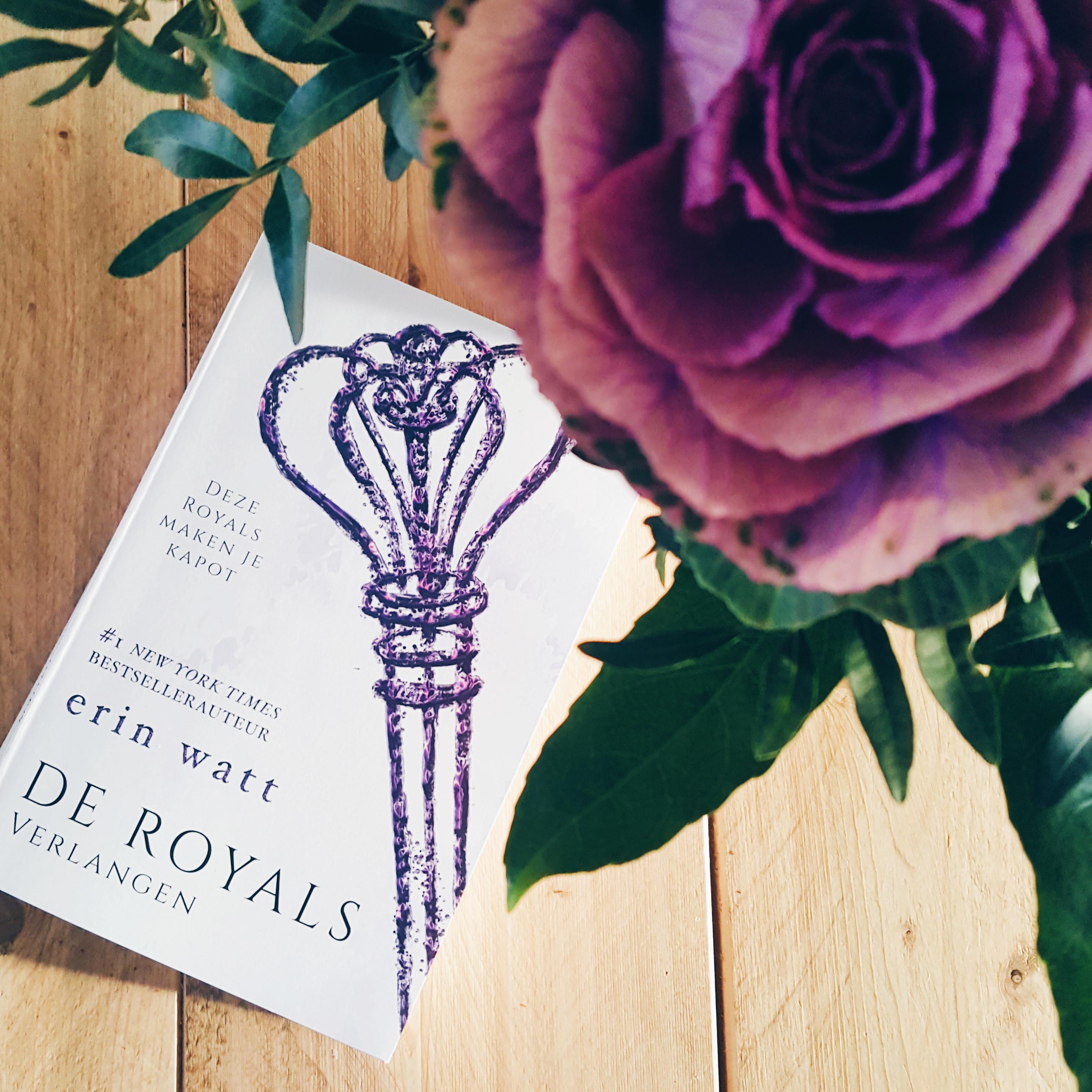 Deze Royals maken je kapot… De populaire boekenserie van Erin Watt