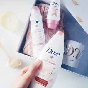 Dove Winter Care limited edition – voor de koude wintermaanden