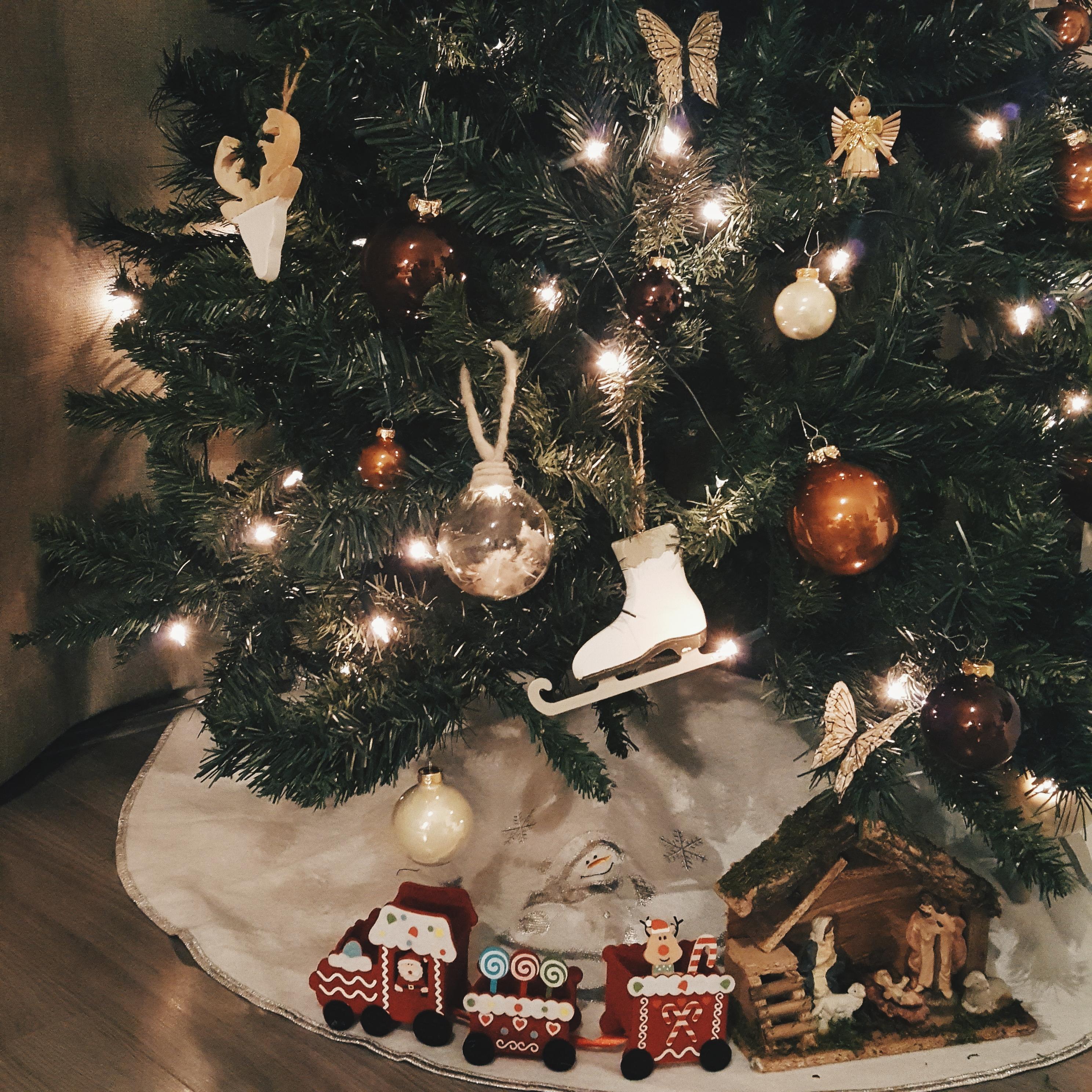 kerstboom verlanglijstje