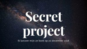 De onthulling – Ik lanceer mijn 2e boek 'Het jaar waarin ik…'