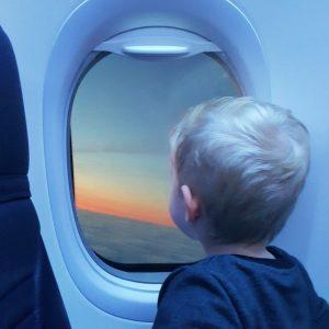Vliegen met een peuter – Relaxte vlucht en zorgeloze reis