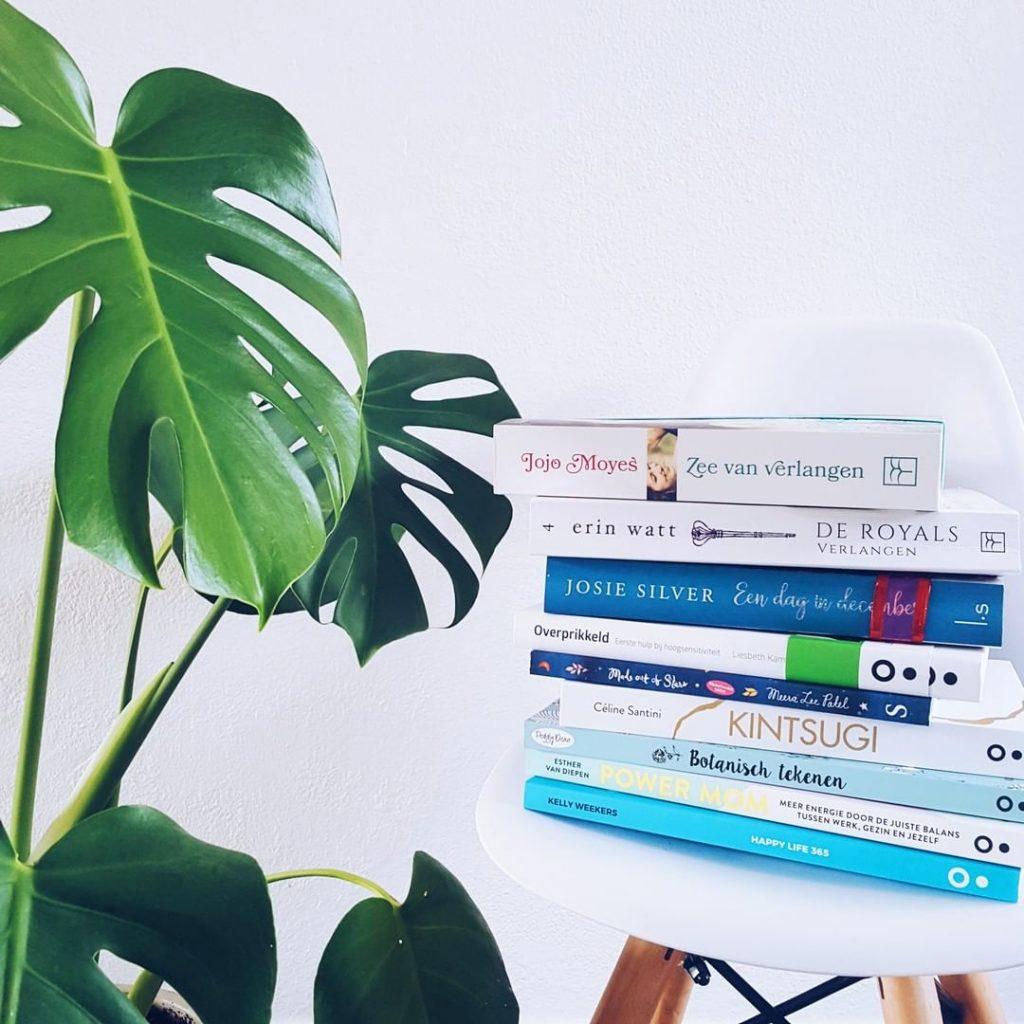 boeken lezen leesdoel jaar boek per week