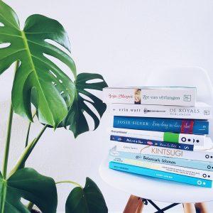 Het jaar waarin ik geen leesdoel heb, maar wel boeken blijf lezen