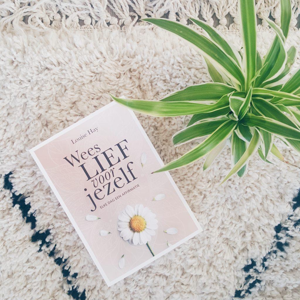 Louise Hay wees lief voor jezelf boek dagmar valerie