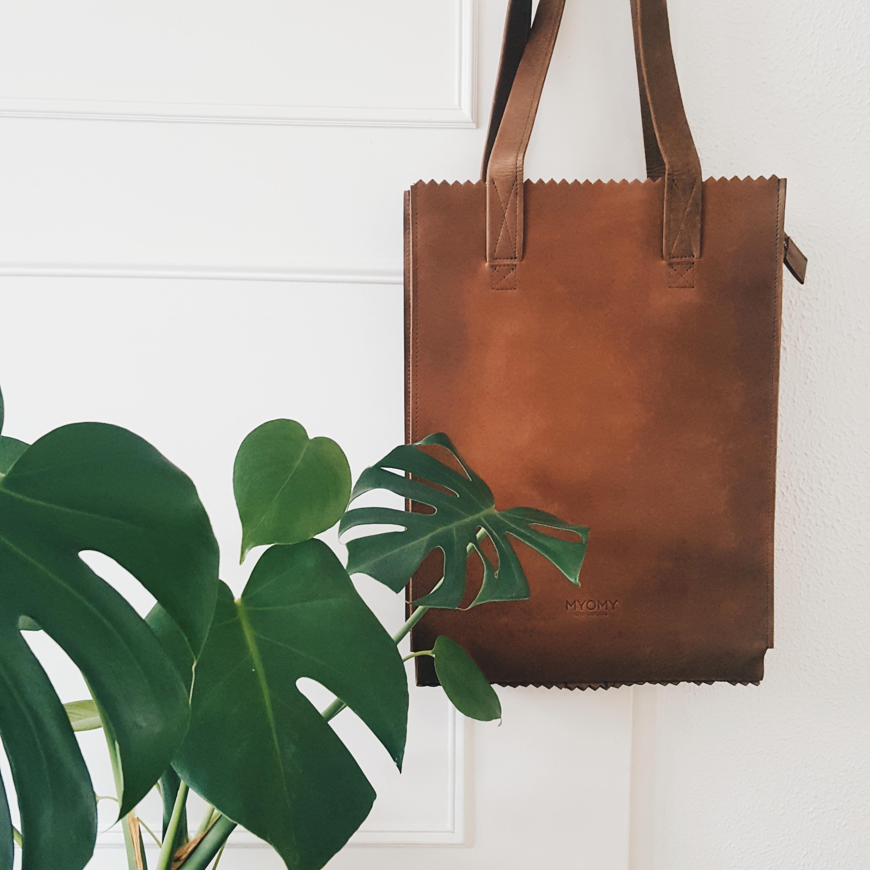 Jezelf belonen – Mijlpaal vieren met mijn nieuwe MYOMY tas