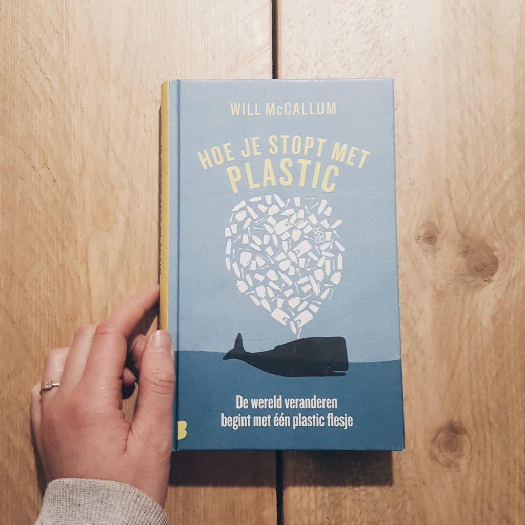 Hoe je stopt met plastic will mccallum boek recensie boekerij
