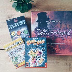 Hoe organiseer je een gezellige spelletjesavond?