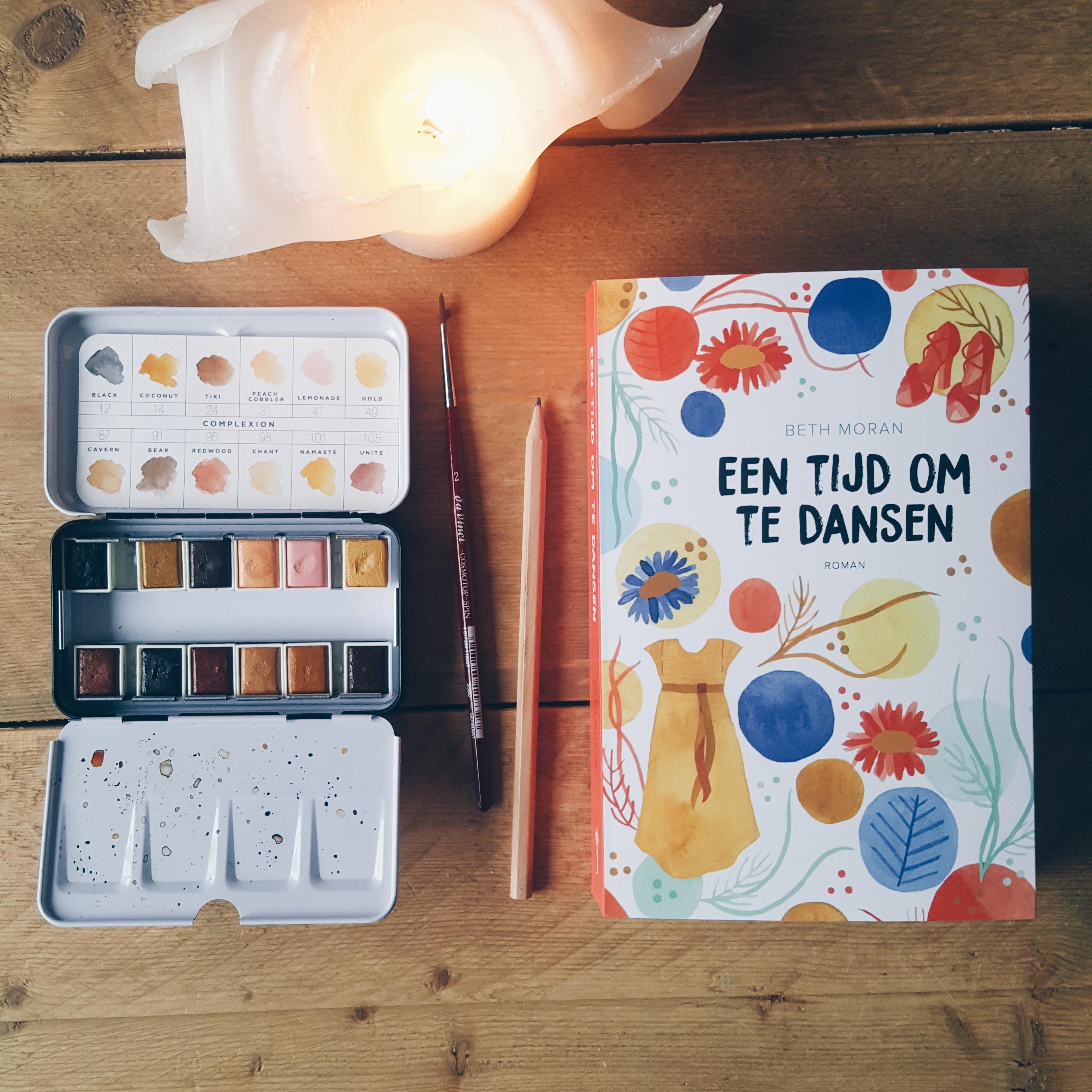 Boekentip – Een tijd om te dansen door Beth Moran