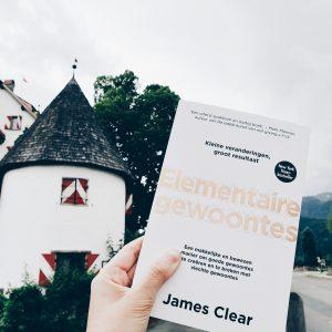 Elementaire gewoontes van James Clear bestseller recensie