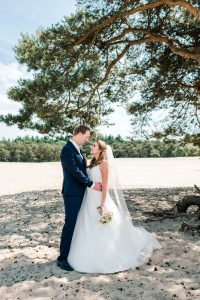 Wij zijn 3 jaar getrouwd!