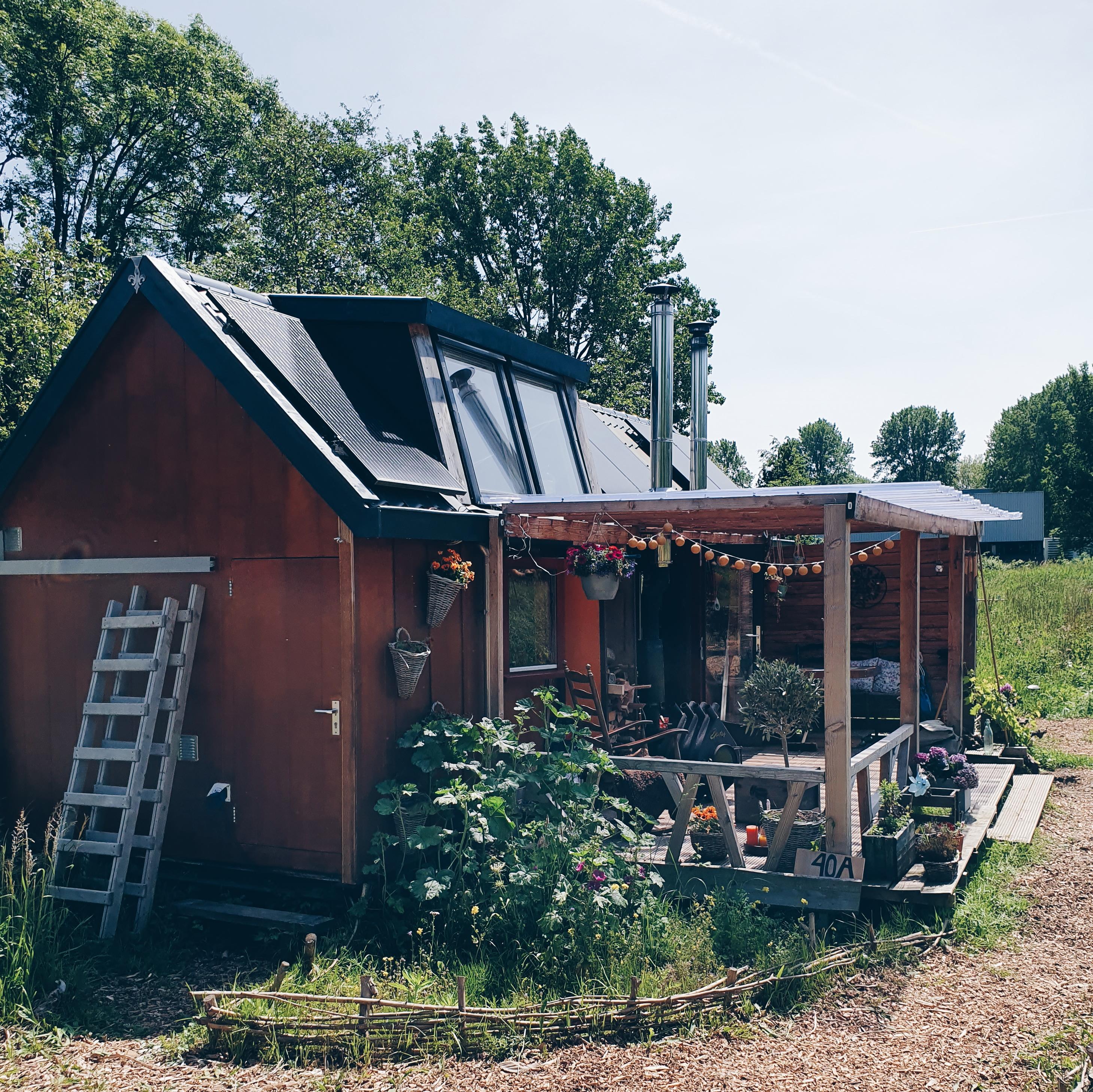 Rijkdom in de puurste vorm op Tiny Village Kleinhuizen