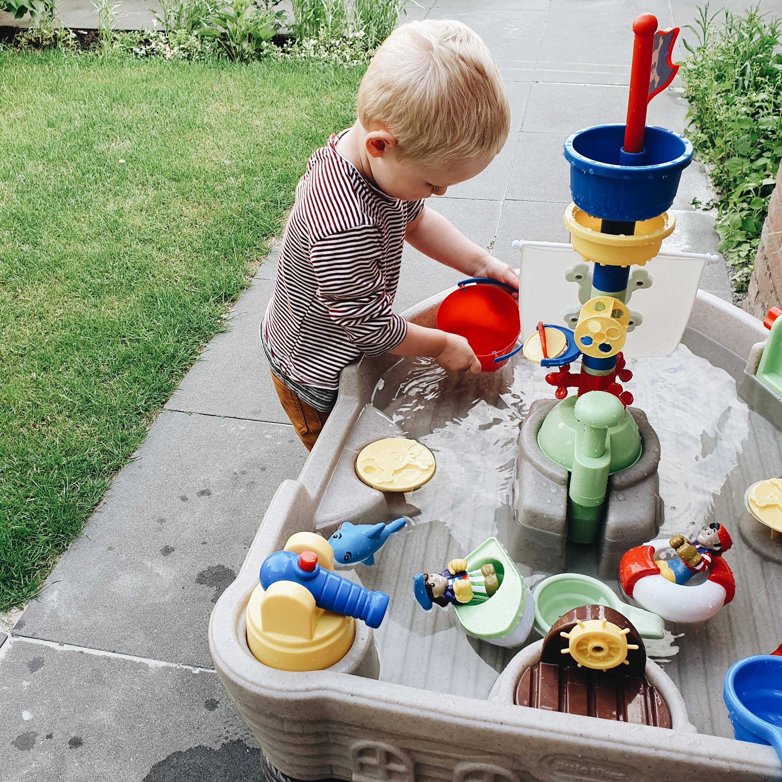 7 X Genieten van waterpret met kids