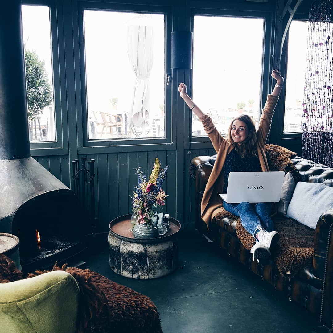 Ondernemen met vermoeidheid en pijn – mijn ervaring
