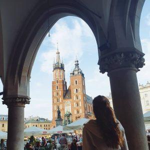 Genoten van een weekje Kraków bij familie