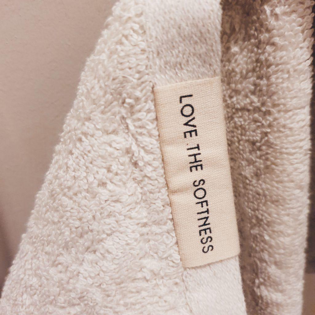 handdoek by dagmar valerie