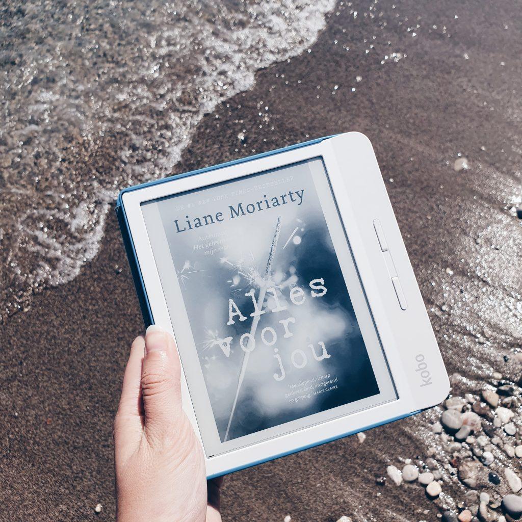 Kobo Libra H20 e-reader Alles voor jou Liane Moriarty