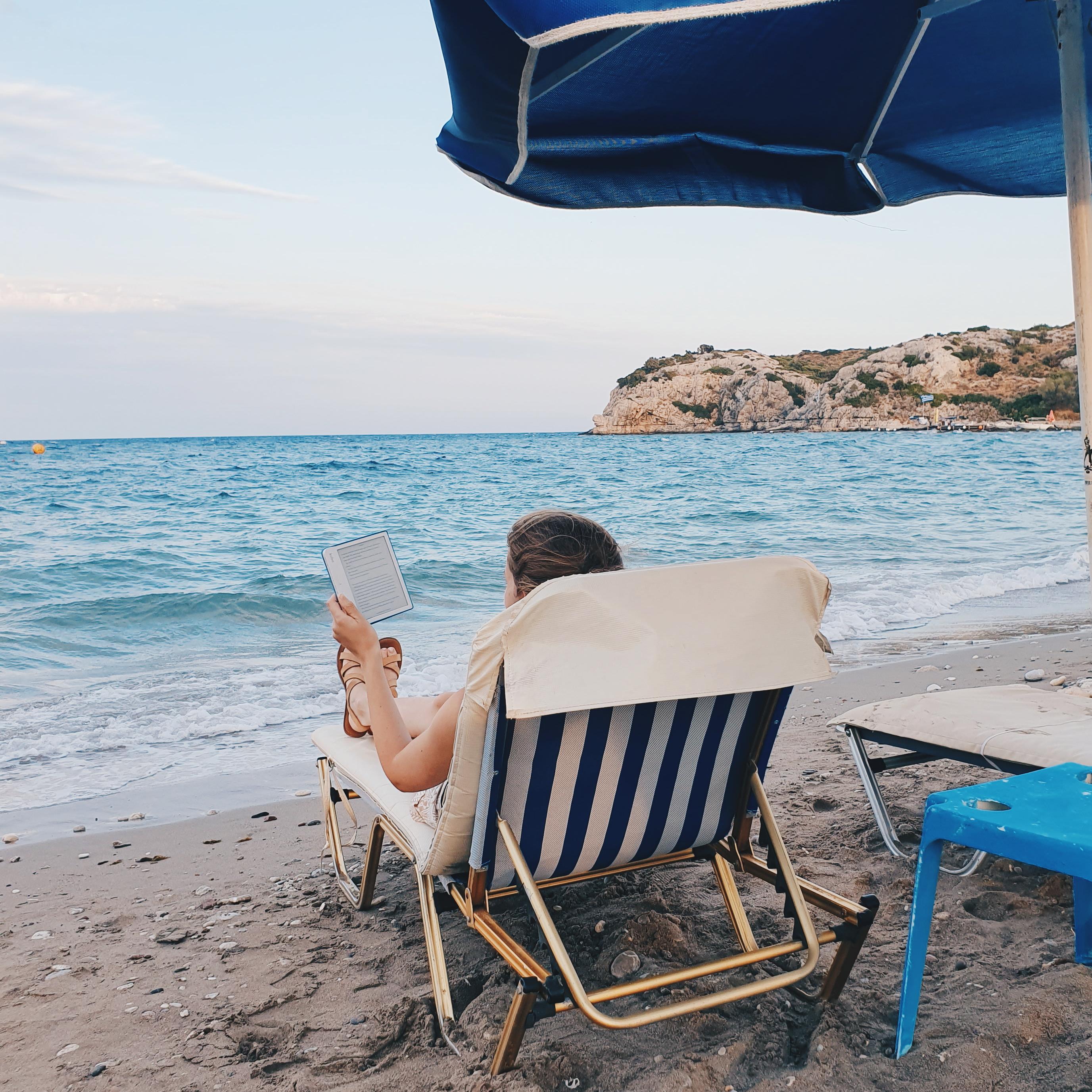 Mooie romans en inspirerende boeken voor op vakantie
