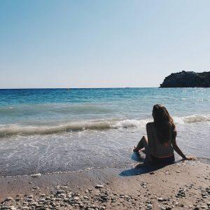 Terug van een relaxte vakantie op Rhodos