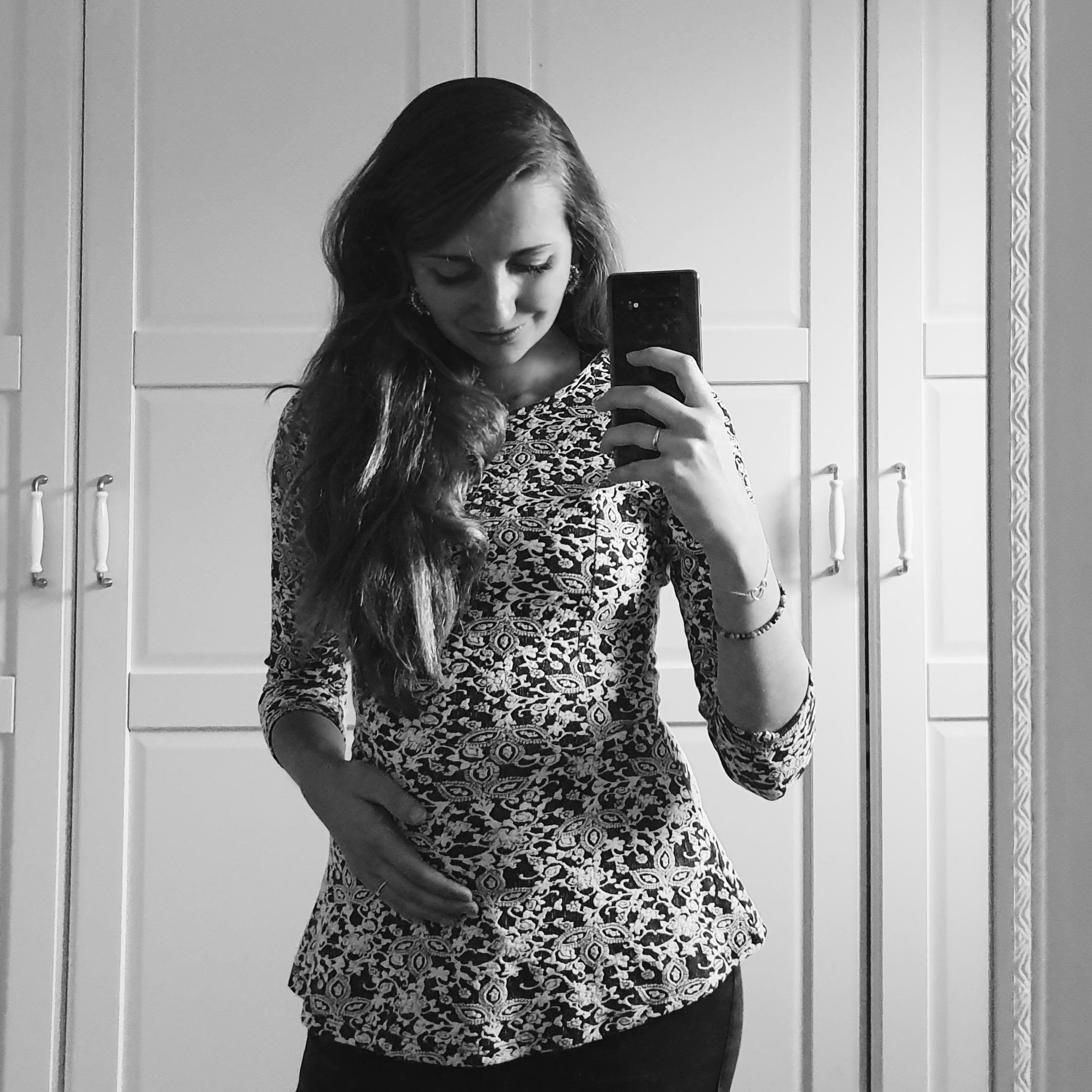 20 weken zwanger dagmar valerie