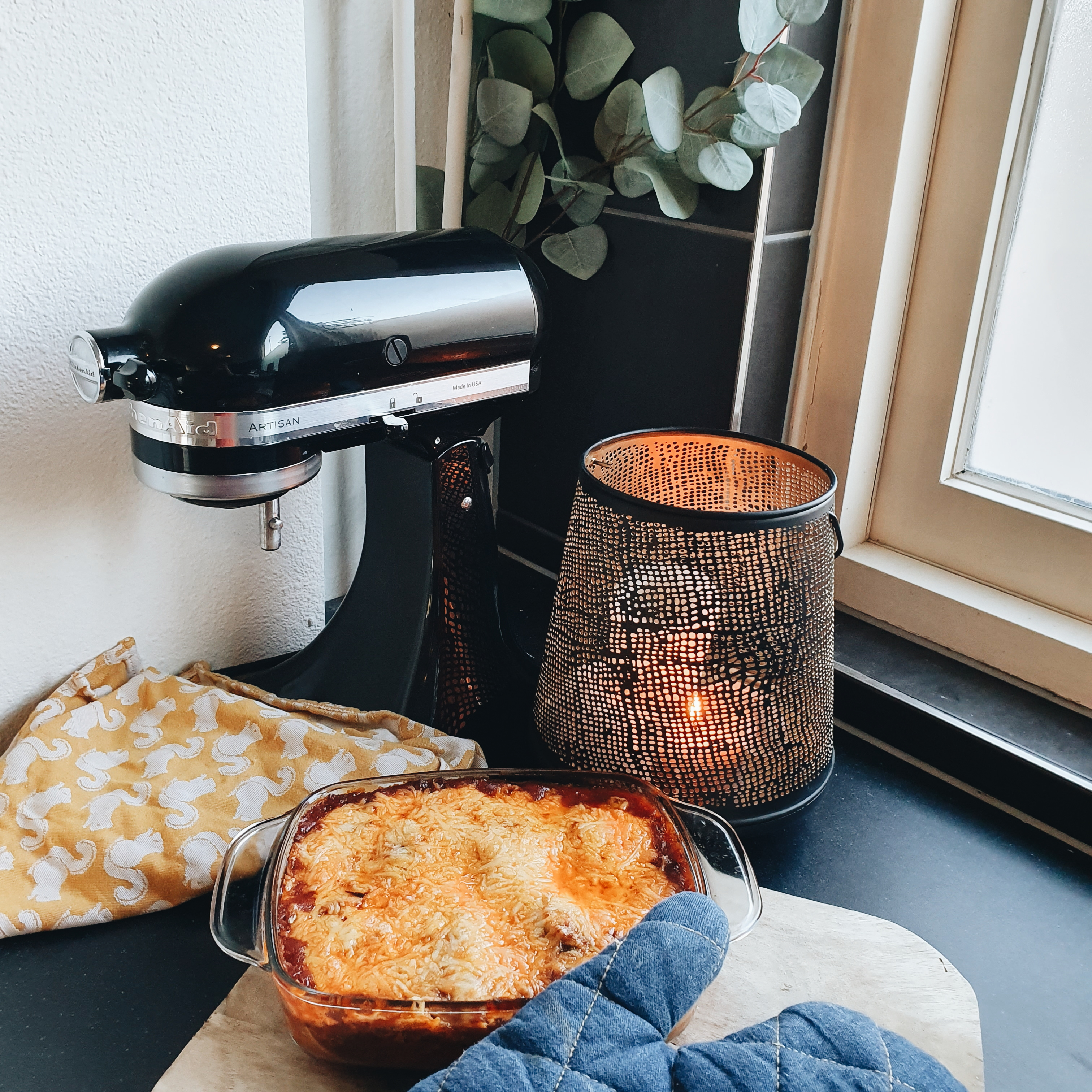 KitchenAid lasagne maken dagmar valerie