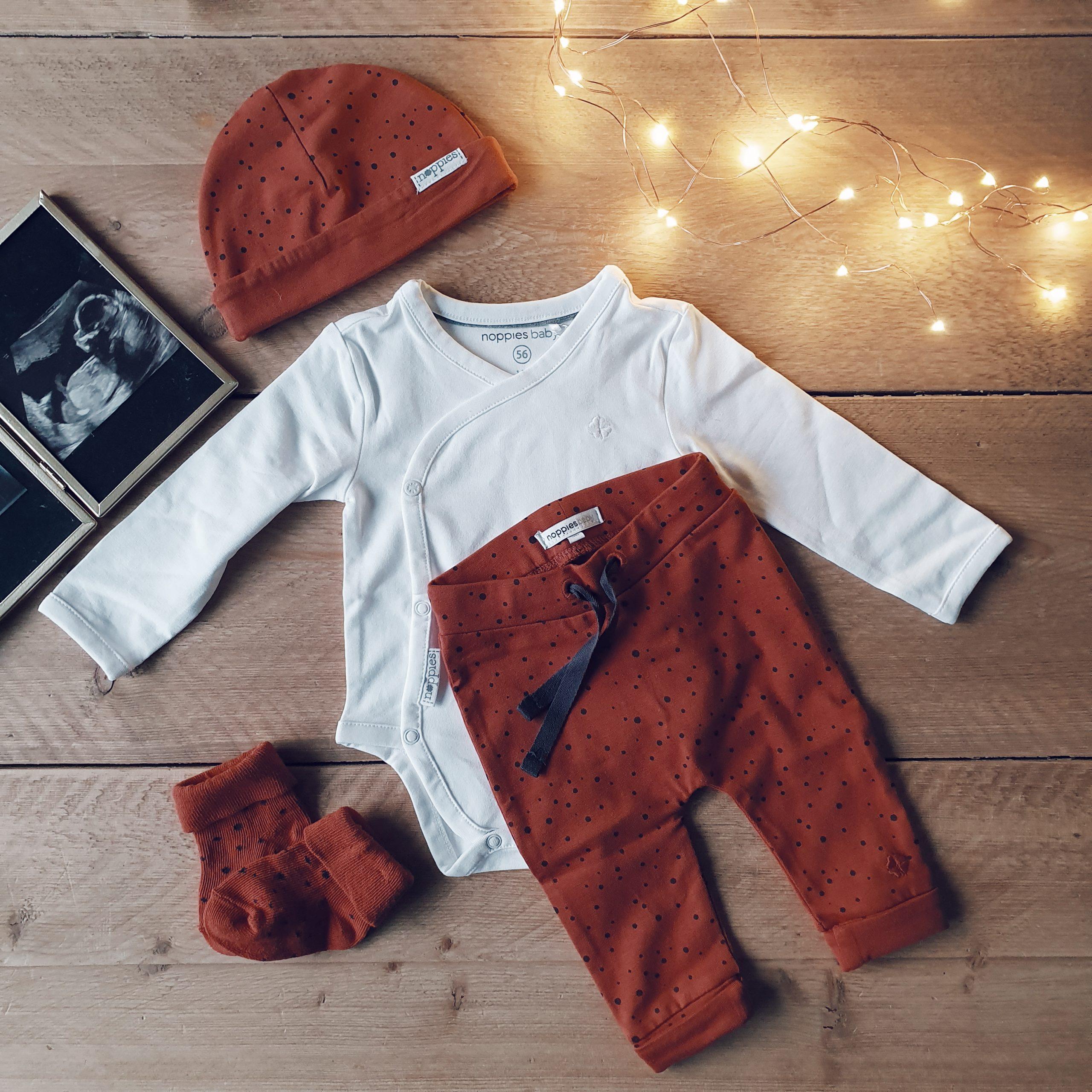 Het geboortepakje van ons tweede kindje