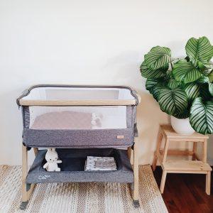 Welkom in februari – de babykamer en aftellen tot verlof