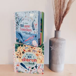 Favoriet boek van Lucas – Er zitten 101 dieren in dit boek