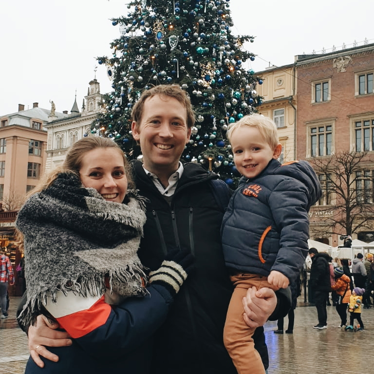 Terug uit Polen – kerst vieren met familie in Kraków
