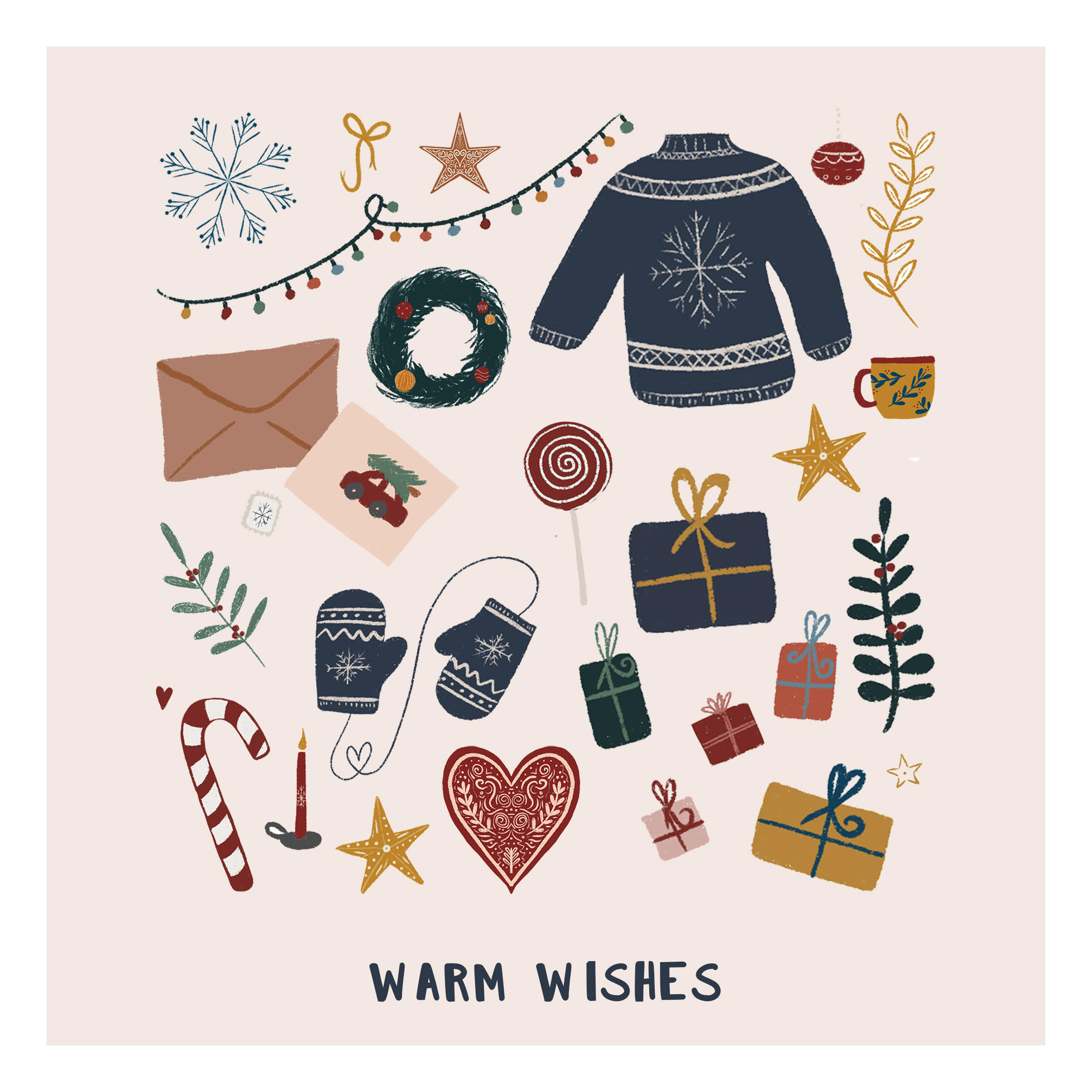 wonderzoet warm wishes
