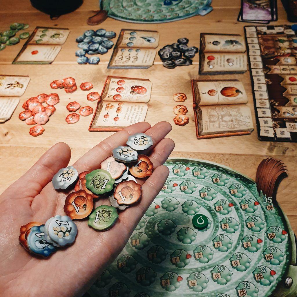 De Kwakzalvers van Kakelenburg bordspel dagmar valerie