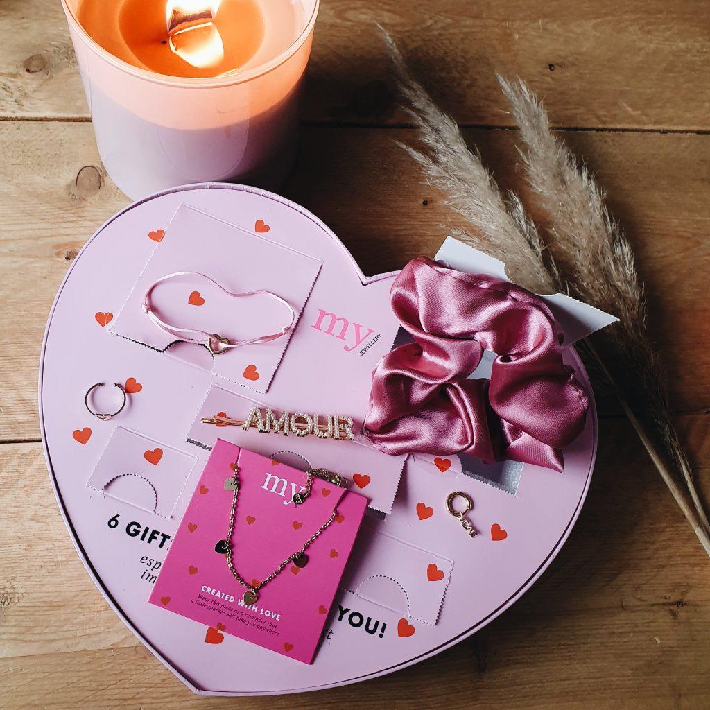 Giftbox Valentijnsdag My Jewellery