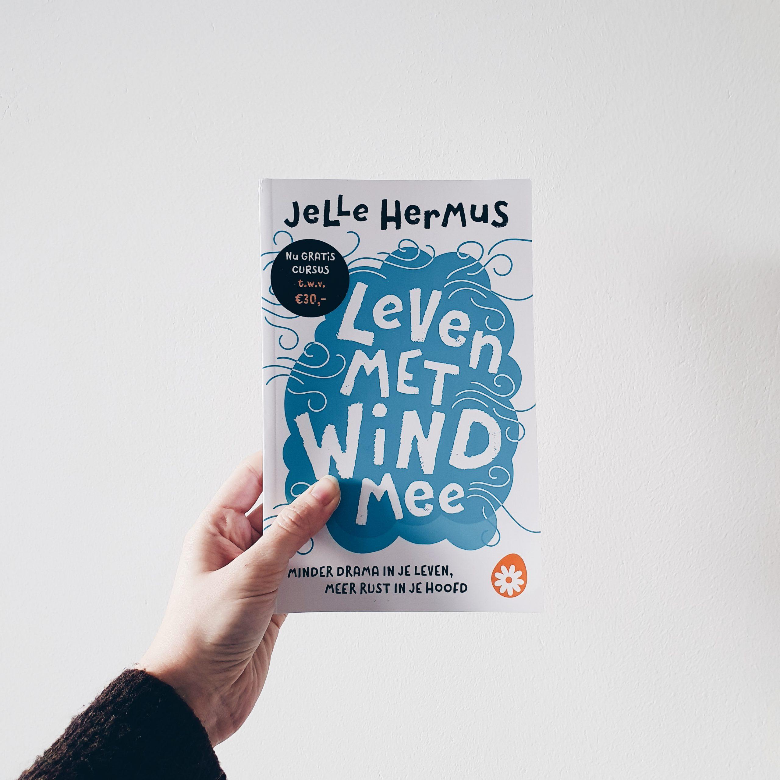 Leven met wind mee door Jelle Hermus