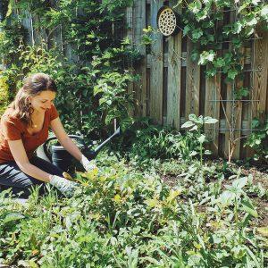 Mijn liefde voor buitenleven en onze tuinplannen voor deze zomer